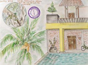 sketchbook dessin arika