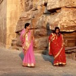 carnet de voyage inde rajasthan indiennes saris