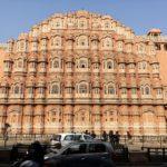 carnet de voyage inde rajasthan palais des vents jaipur sketchbook