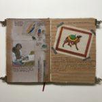 carnet de voyage inde rajasthan sketchbook artisan