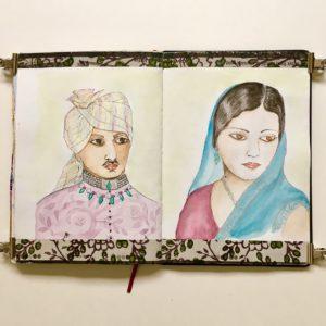 carnet de voyage inde rajasthan